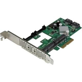 StarTech.com 2 Port PCI Express 2.0 SATA III 6Gbps RAID Controller Ca