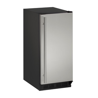 U-Line 1000 Series 5 Inch Stainless Steel Clear Ice Machine with Pump