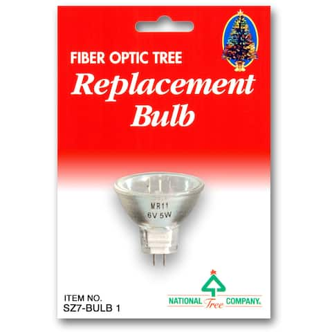 6V 5W Bulb for National Tree Company Fiber Optic Trees