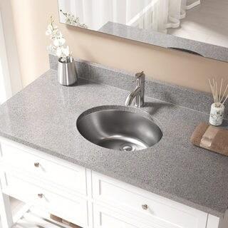MR Direct 1917 Stainless Steel Vanity Sink