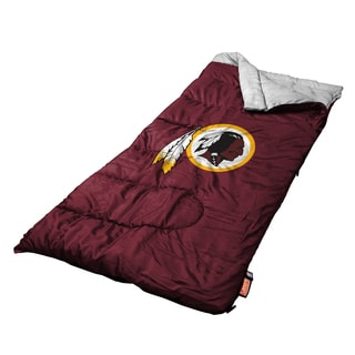 Coleman NFL Washington Redskins Sleeping Bag