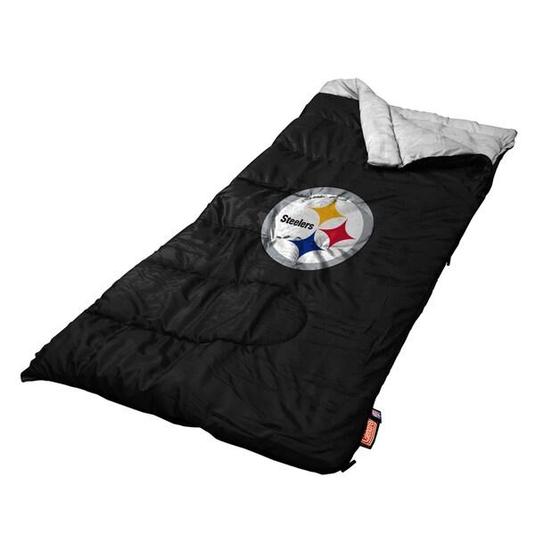 Coleman NFL Pittsburgh Steelers Sleeping Bag