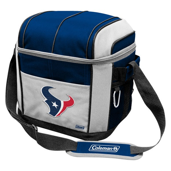 Coleman NFL Houston Texans Soft Sided 24 Can Cooler