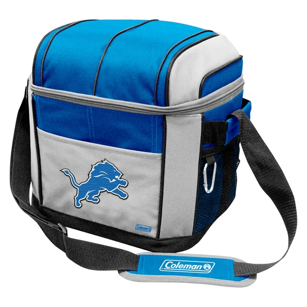 Coleman NFL Detroit Lions Soft Sided 24 Can Cooler