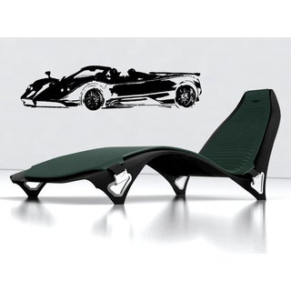 Wall Art Sports Car Decor