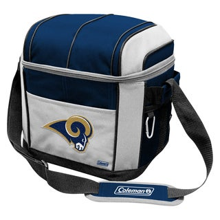 Coleman NFL St. Louis Rams Soft Sided 24 Can Cooler