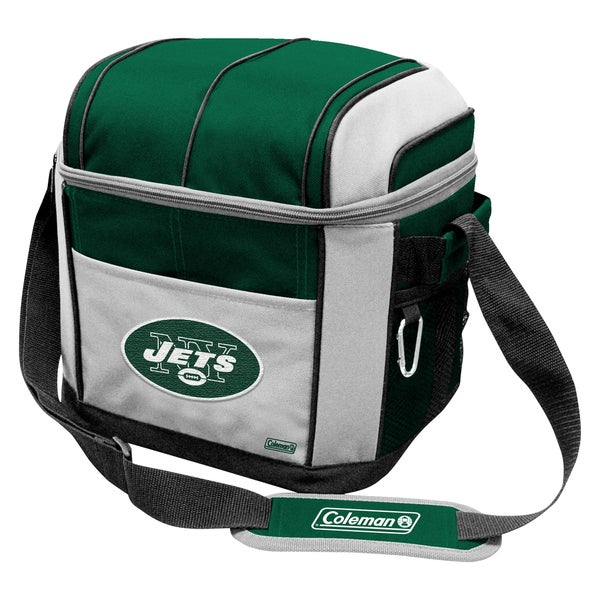 Coleman NFL New York Jets Soft Sided 24 Can Cooler