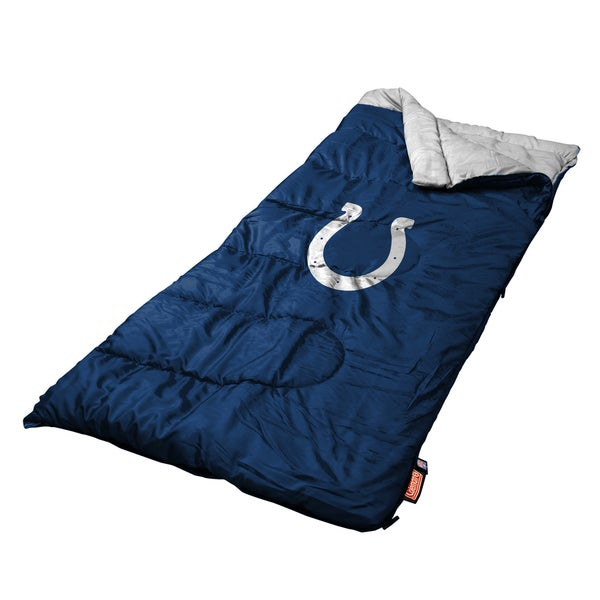 Coleman NFL Indianapolis Colts Sleeping Bag