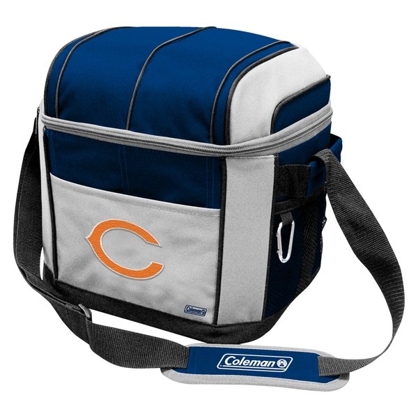 Coleman NFL Chicago Bears Soft Sided 24 Can Cooler