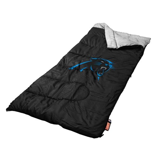 Coleman NFL Carolina Panthers Sleeping Bag
