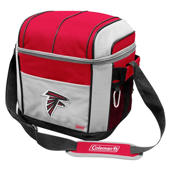 Coleman NFL Atlanta Falcons Soft Sided 24 Can Cooler