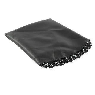 Trampoline Replacement Jumping Mat for Trampolines with Oval Frames, 96 V-Rings, Using 7-inch Springs