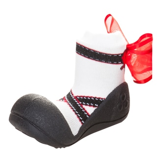 Attipas Infant Black Ballet Shoes