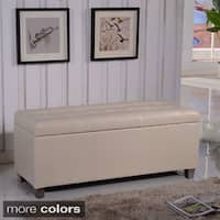 Luxury Collection Classic Storage Bench Ottoman