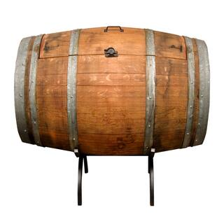 Wine Barrel Ice Chest|https://ak1.ostkcdn.com/images/products/9632372/P16817727.jpg?impolicy=medium