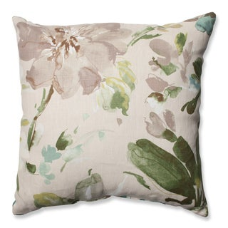 Pillow Perfect Paint Palette Mist Throw Pillow