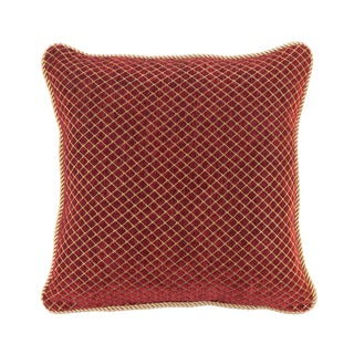 Sherry Kline Diamond Chenille Luxury 20-inch Throw Pillow