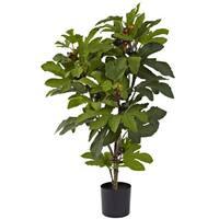 32-inch Silk Fig Tree