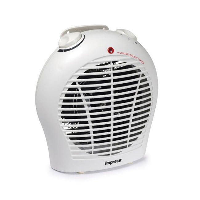 Impress IM-702 1500-watt 2 Speed Adjustable Thermostat Fa...
