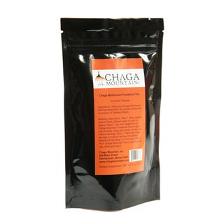 Chaga Mountain Powdered 2 oz. Loose Tea