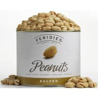 Feridies Slated Virginia Salted Peanuts 40 ounce Can