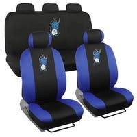 BDK Hawaiian Design Car Seat Covers Full set (Universal Fit)