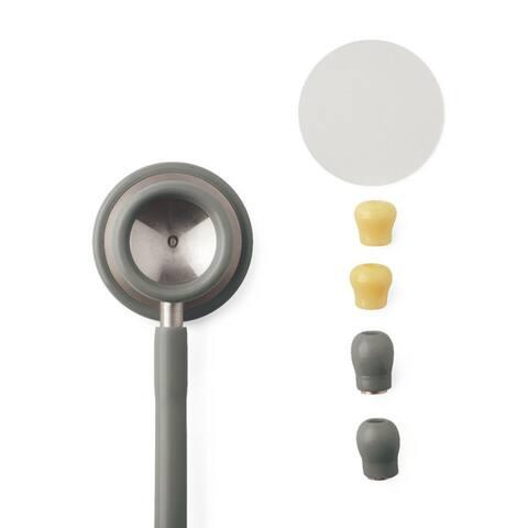 Medline Elite Stainless Steel Adult Stethoscope