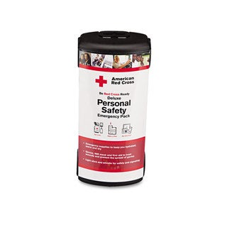 First Aid Only Deluxe Personal Safety Emergency Pack