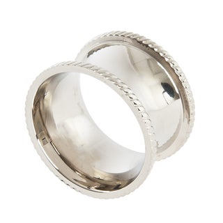 Round Shape Napkin Rings (Set of 4)