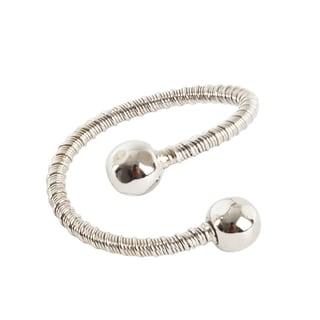 Curled Design Napkin Rings (Set of 4)