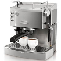 Delonghi Stainless Steel 15 Bar Pump Espresso Maker