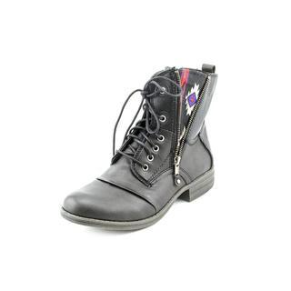 American Rag Women's 'Bunkker' Faux Leather Boots