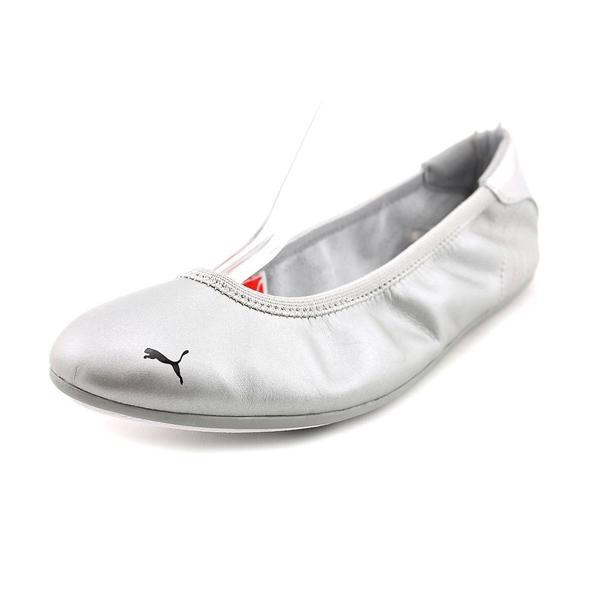 Shop Puma Women s  Karlie Ballet  Leather Casual Shoes - Free ... 378651ab8