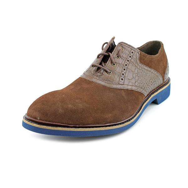 Shop Cole Haan Men S Great Jones Saddle Regular Suede