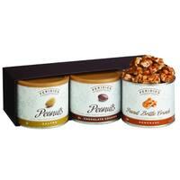 Feidies 3 Flavor Peanuts Variety Pack Gift Set
