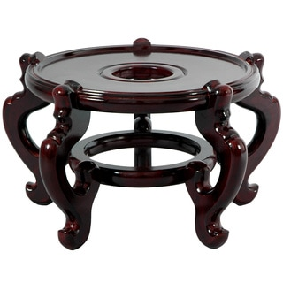 Handmade Medium Five-leg Fishbowl Stand (China)