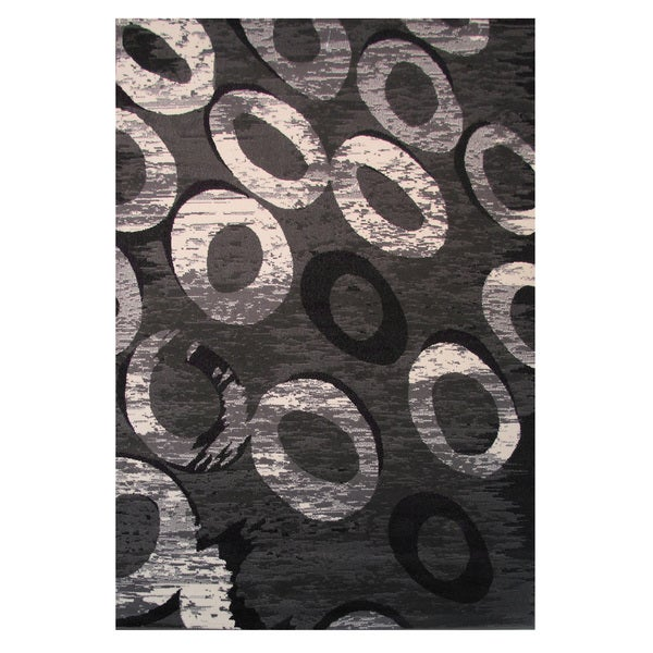 Cosmopolitan Grey Area Rug