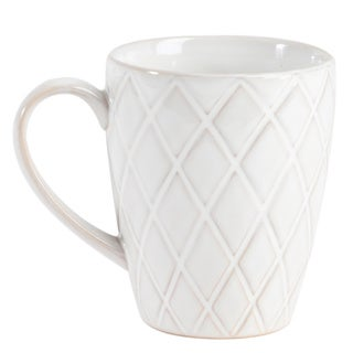 Diamond Design Mug (Set of 4)