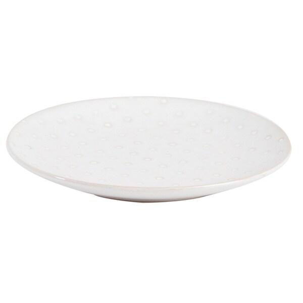 Circle Design Plate (set of 4)