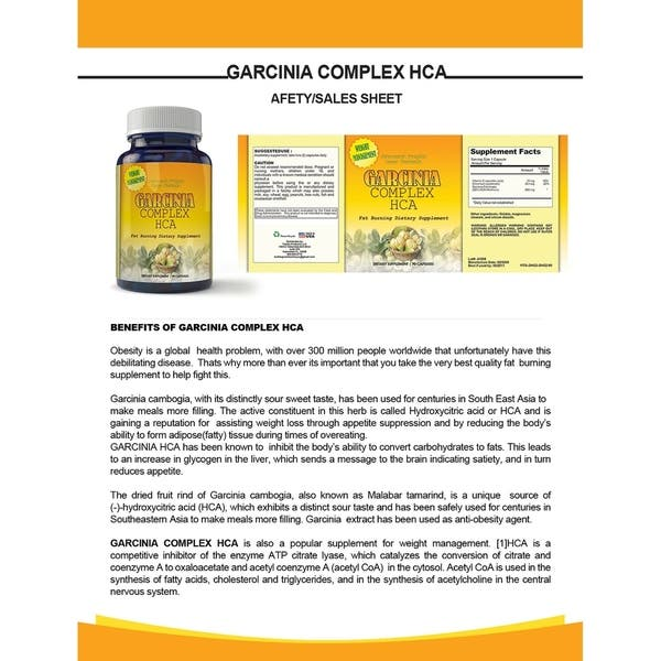 Shop Totally Products High Grade Garcinia Cambogia Hca Extreme