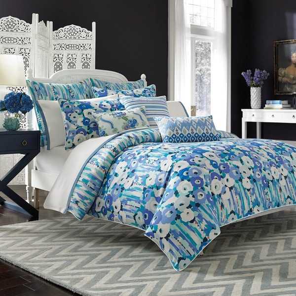 Collier Campbell Columbia Road 3-piece Comforter Set