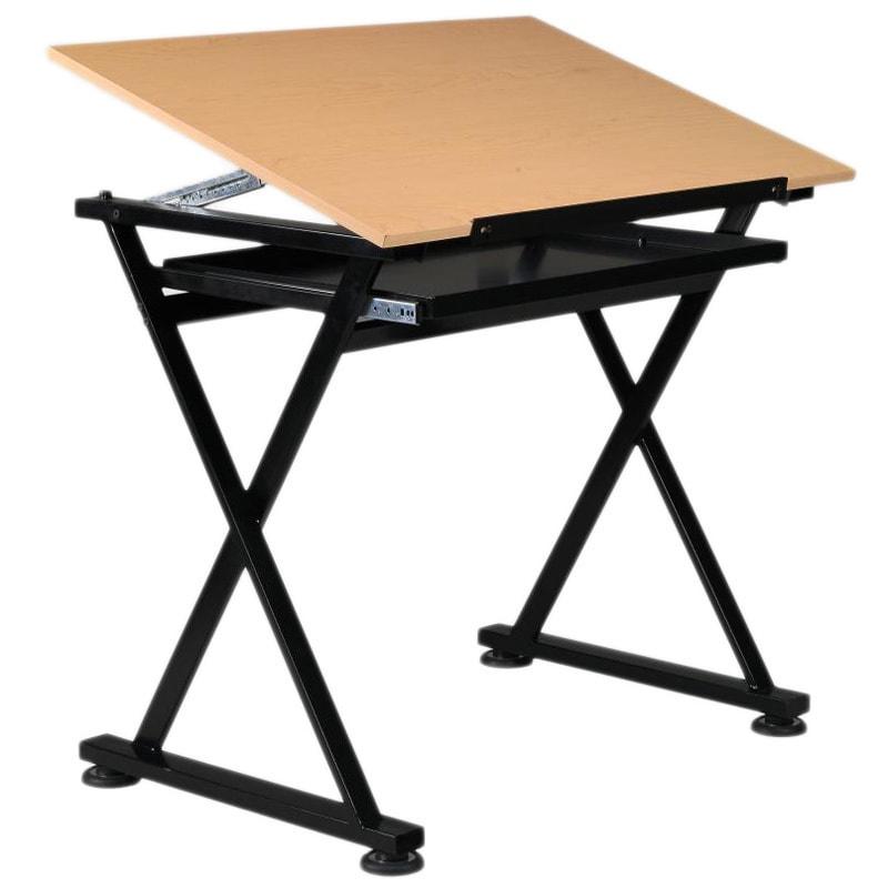 Martin Universal Design KTX Drafting Table, Black