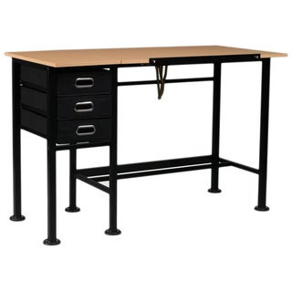 Martin Universal Design Dorchester Split-top Drafting and Hobby Craft Table