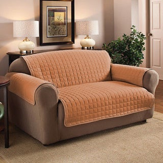 Quilted Microfiber Water Repellent Chair Protector Free Shipping On Orders Over 45
