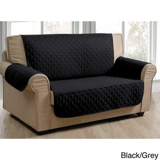 Quilted Reversible Chair Protector