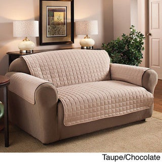 Quilted Reversible Sofa Protector