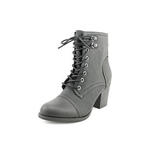 Madden Girl Women's 'Westmount' Faux Leather Boots