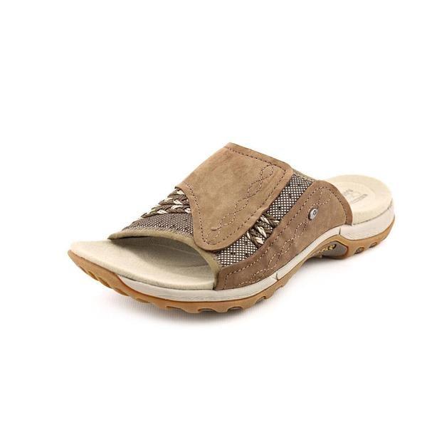 223b6d57dc7d Shop Merrell Women s  LilyFern  Faux Suede Sandals - Free Shipping ...