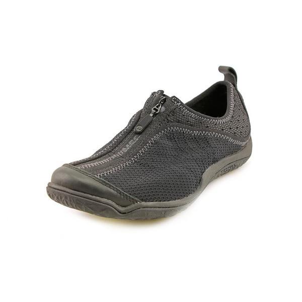 Merrell Lorelei Leather Zip Shoes Womens