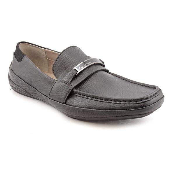 calvin klein s finley leather dress shoes size 11 5